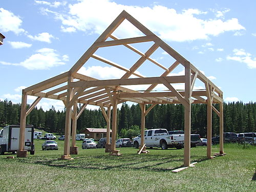 TimberFrameAuction