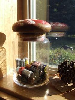 MushroomJar