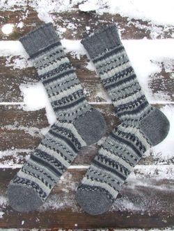 Leroy's socks
