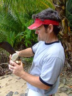 Cservingupcoconut