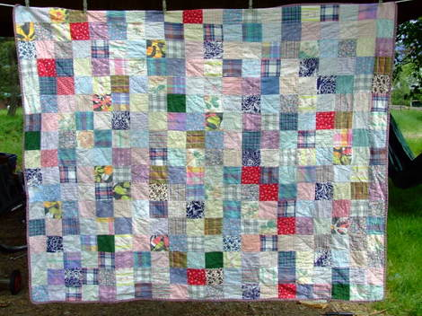 Secondquilt