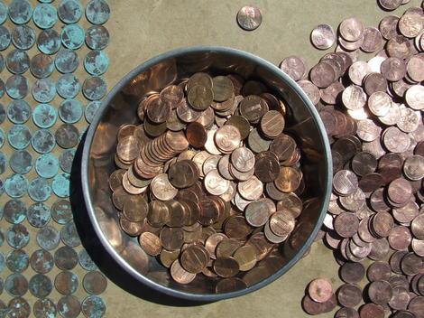 Pennyexperiments