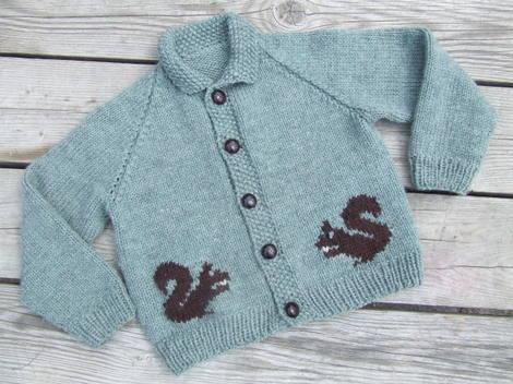 Squirrelsweater