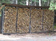 Birchfirewood
