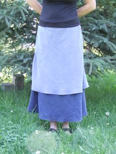 Layeredskirt