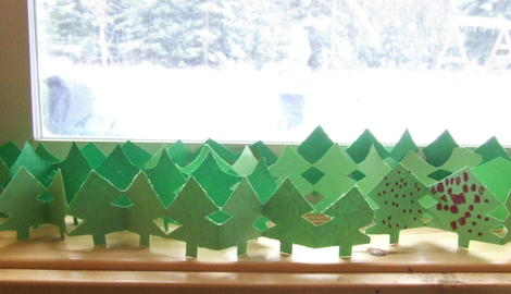 Papertrees