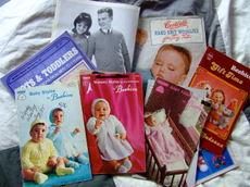 Thriftedknittingbooks