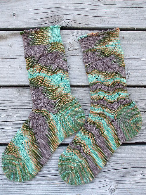 Sedona Monkey Socks