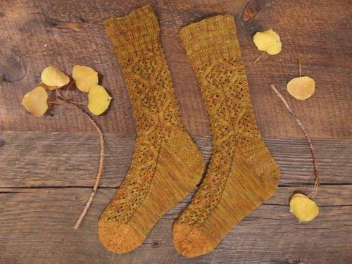 Socktoberfest Mystery Socks