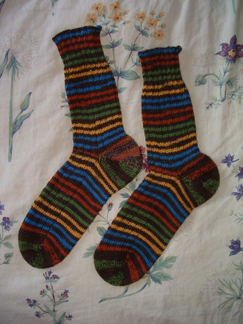 DH Regia Ringel Socks
