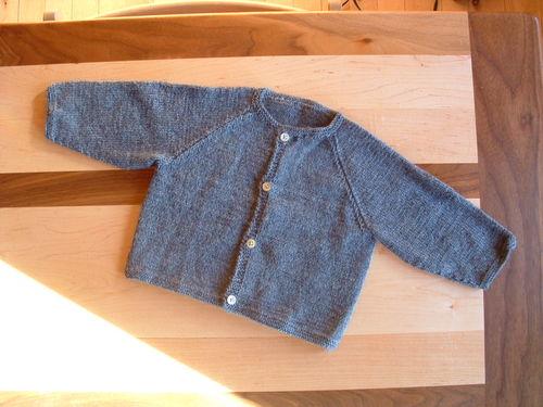 Katie & David  Baby Sweater