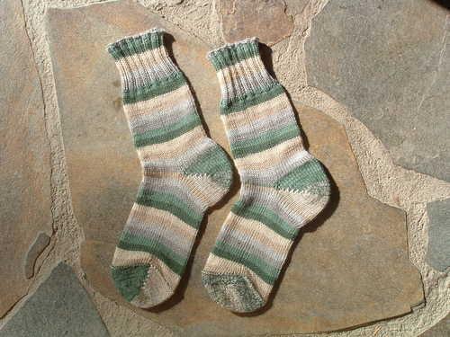 Katie's Regia Socks