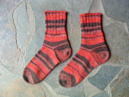 Meilenweit Multiringel Socks