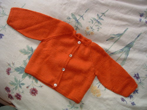 Melora Baby Sweater