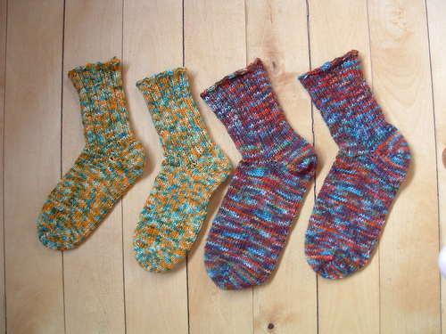 Kool Aid Socks