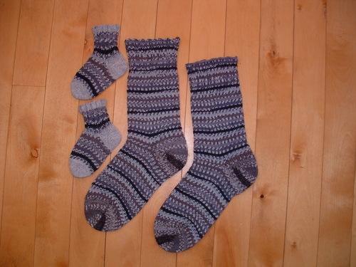 Stein & F's Socks