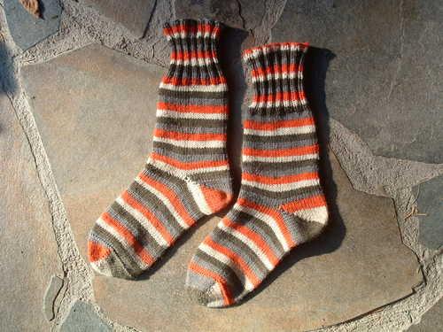 Strapaz Ringel Socks