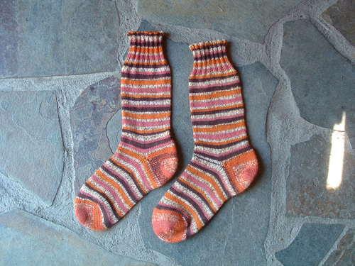 My Favorite Trekking Socks