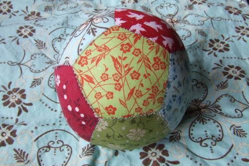 Mae's ball