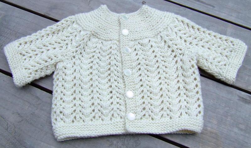 Knitting Iris: Baby