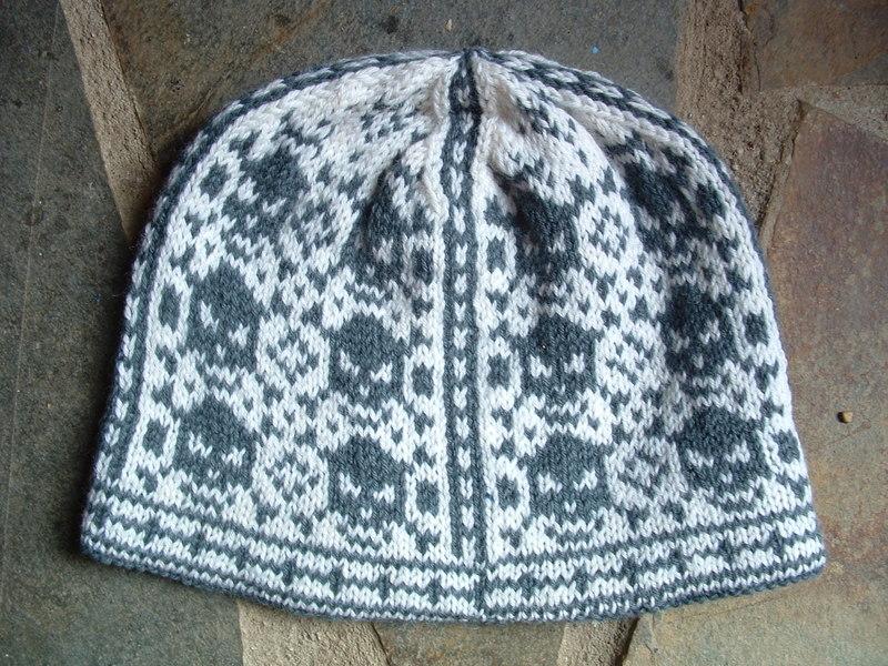 Skullcap. The pattern ... 9b71393743f9