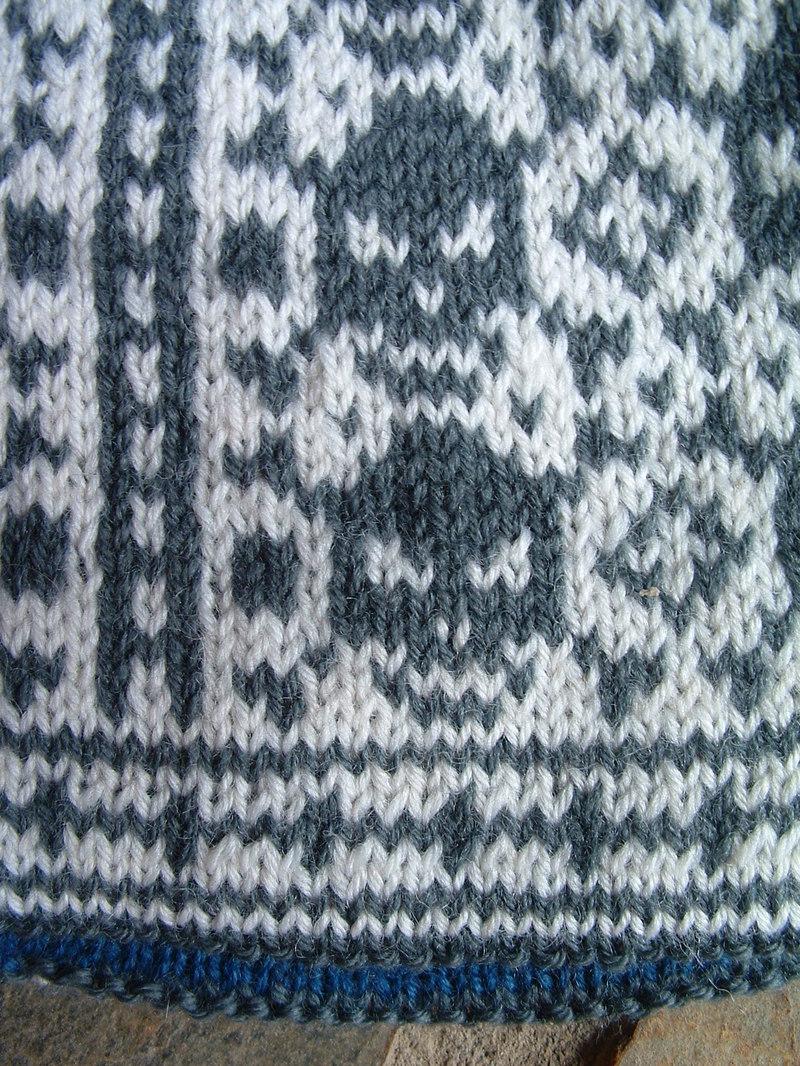 Knitting Iris: Avast Ye!